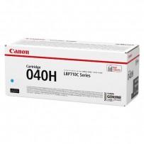 Canon originální toner 040H, cyan, 10000str., 0459C001, 0459C002, high capacity, Canon imageCLASS LBP712Cdn,i-SENSYS LBP710Cx...