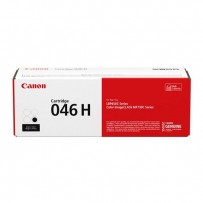 Canon originální toner 046HBK, black, 6300str., 1254C002, high capacity, Canon LBP654Cx, 653Cdw, MFP735Cx, 634Cdw, 632Cdw