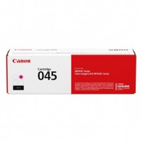 Canon originální toner 045M, magenta, 1300str., 1240C002, Canon LBP613Cdw, 611Cn, MFP635Cx, 633Cdw, 631Cn