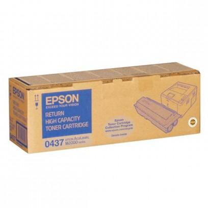 Toner Epson C13S050437 černý