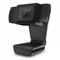 Powerton HD Webkamera PWCAM1, 720p, USB, černá