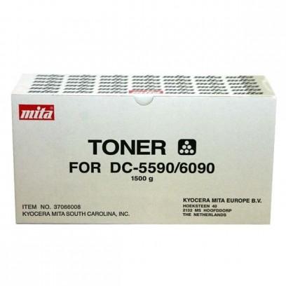 Kyocera originální toner 37066008, black, 42000str., Kyocera DC-5590, 6090, 55g