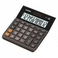Casio Kalkulačka MH 12 BK S EH, černá, stolní