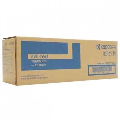 Kyocera originální toner TK160, black, 2500str., Kyocera FS-1120D