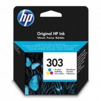 HP 303, HP T6N01AE barevná