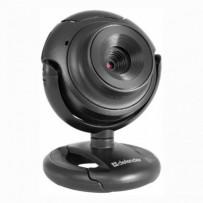Defender Web kamera C-2525HD, 2 Mpix, USB 2.0, černá, pro notebook/LCD