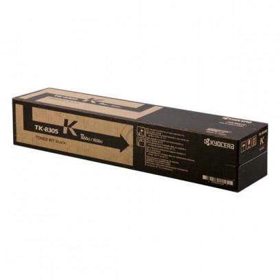 Kyocera originální toner TK8305K, black, 25000str., 1T02LK0NL0, Kyocera TASKalfa 3050ci,3051ci,3550ci,3551ci