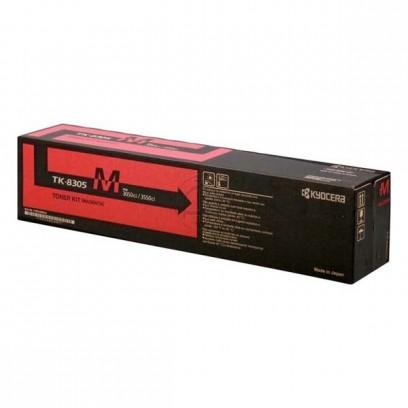 Kyocera originální toner TK8305M, magenta, 15000str., 1T02LKBNL0, Kyocera 3050Ci,3550Ci,3051ci