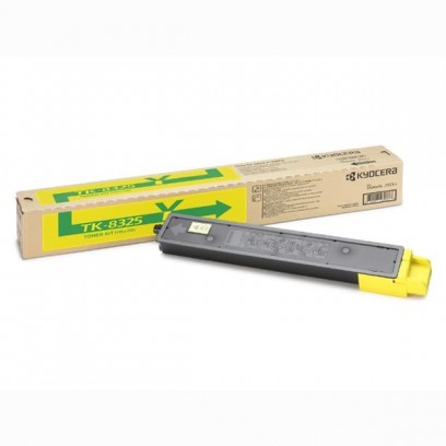 Kyocera originální toner 1T02NPANL0, yellow, 12000str., Kyocera TASKalfa 2551ci