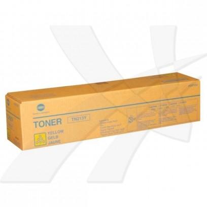 Konica Minolta originální toner TN213Y, yellow, 19000str., A0D7252, Konica Minolta Bizhub C203/C253