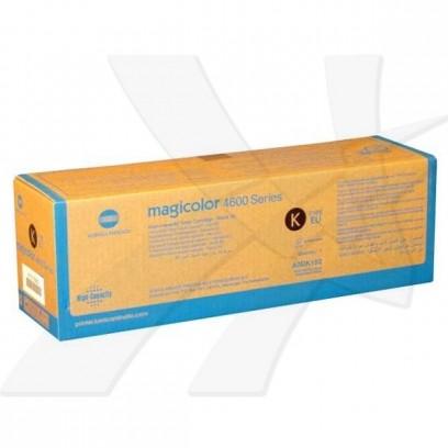 Konica Minolta originální toner A0DK152, black, 8000str., Konica Minolta QMS Magicolor 4600 / 4650 / 4690