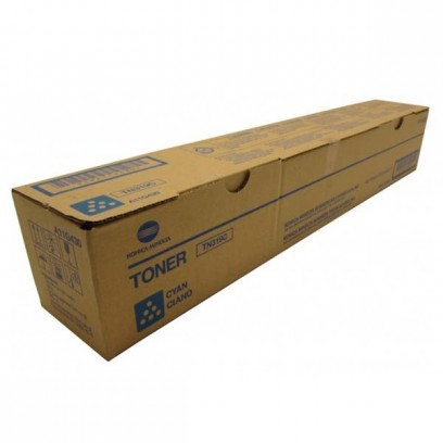 Konica Minolta originální toner TN319C, cyan, 26000str., A11G450, Konica Minolta Bizhub C360