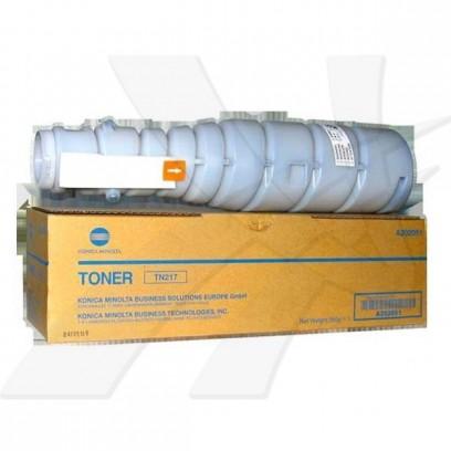 Konica Minolta originální toner TN217K, black, 17500str., A202051, Konica Minolta Bizhub C223/283, 512g