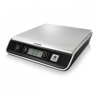 Váha poštovní Dymo, M10, S0929010, černo-stříbrná, nosnost 10kg