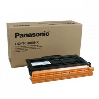 Panasonic originální toner DQ-TCB008X, black, 8000str., Panasonic Fax DP-MB300
