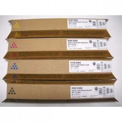 Ricoh originální toner 841197, 842060, 841281, cyan, 5500str., Ricoh MPC2550, MPC2030, MPC2050, MPC2530