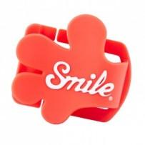 Smile klip na krytku objektivu Giveme5, červený, 16400