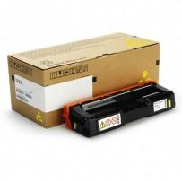 Ricoh originální toner 407546, yellow, 1600str., Ricoh SPC 250E