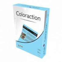 Xerografický papír Coloraction, Lisbon, A4, 80 g/m2, sytě modrý, 100 listů, vhodný pro inkoustový tisk