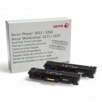 Sada dvou tonerů Xerox 106R02778 černý, Xerox 3052, 3260, 3215, 3225 (2ks)