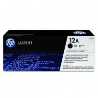 HP originální toner Q2612A, black, 2000str., HP 12A, HP LaserJet 1010, 1012, 1015, 1020, 1022, 3015, 3020