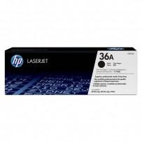 HP originální toner CB436A, black, 2000str., HP 36A, HP LaserJet P1505, M1522n, nf MFP