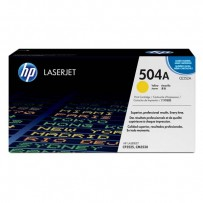 HP originální toner CE252A, yellow, 7000str., HP 504A, HP Color LaserJet CP3525