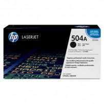HP originální toner CE250A, black, 5000str., HP 504A, HP Color LJ CM3530 MFP,CM3530fs MFP,CP3525,CP3525dn