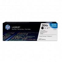 HP originální toner CC530AD, black, 7000 (2x3500)str., HP 304A, HP HP Color LaserJet CP2025, CM2320, Dual pack, 2ks