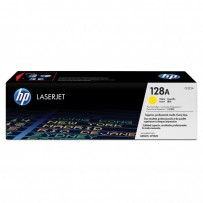 HP originální toner CE322A, yellow, 1300str., HP 128A, HP LaserJet Pro CP1525n, 1525nw, CM1415fn, 1415fnw