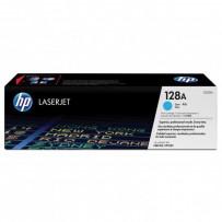 Toner HP CE321A, HP 128A modrý