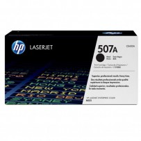 HP originální toner CE400A, black, 5500str., HP 507A, HP LaserJet Enterprise 500 color M551