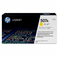 HP originální toner CE402A, yellow, 6000str., HP 507A, HP LaserJet Enterprise 500 color M551