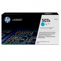 HP originální toner CE401A, cyan, 6000str., HP 507A, HP LaserJet Enterprise 500 color M551