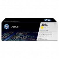 HP originální toner CE412A, yellow, 2600str., HP 305A, HP Color LaserJet Pro M375NW, Pro M475DN, M451dn