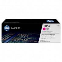 HP originální toner CE413A, magenta, 2600str., HP 305A, HP Color LaserJet Pro M375NW, Pro M475DN, M451dn, HP 305A