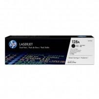HP originální toner CE320AD, black, 4000 (2x2000)str., HP 128A, HP LaserJet Pro CP1525n, 1525nw, CM1415fn, 1415fnw, Dual pack