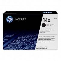 HP originální toner CF214X, black, 17500str., HP 14X, HP LaserJet Enterprise 700 M712dn