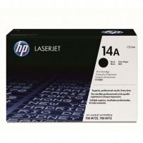HP originální toner CF214A, black, 10000str., HP 14A, HP LaserJet Enterprise 700 M712