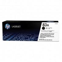 HP originální toner CF283A, black, 1500str., HP 83A, HP LJ Pro M201dw,201n,MFP M125a,125nrw,127fn,225,127, 830g