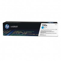 HP originální toner CF351A, cyan, 1000str., HP 130A, HP Color LaserJet Pro M176n, M177fw, 300g