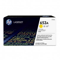 HP originální toner CF322A, yellow, 16500str., HP 653A, HP Color LaserJet Enterprise Flow M680z, M680dn, M680
