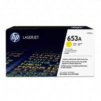 Toner HP CF322A, HP 653A žlutý