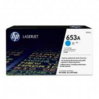 Toner HP CF321A, HP 653A modrý