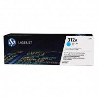 HP originální toner CF381A, cyan, 2700str., HP 312A, HP Color LaserJet Pro MFP M476dn, MFP M476dw, MFP M47, 720g