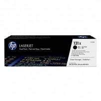 HP originální toner CF210XD, black, 4800str., HP 131X, high capacity, HP LaserJet Pro 200 M276, M251, Dual pack, 2x600g