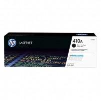 HP originální toner CF410A, black, 2300str., HP 410A, HP LJ Pro M452, LJ Pro MFP M477, 600g