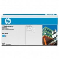 HP originální válec CB385A, cyan, 35000str., HP Color LaserJet CP6015, CM6030, 6040