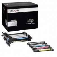 Lexmark originální válec 70C0Z50, CMYK, 40000str., Lexmark CX510de, CX410de, CX310dn, CS510de, CS410n, CS310n