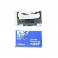 Epson originální páska do pokladny, C43S015374, ERC 38, černá, Epson TM-300, U 375, U 210, U 220